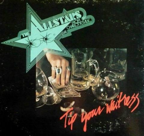 Adelphi - Allstars LP - 1978