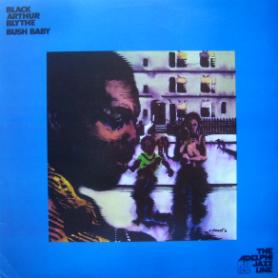 Adelphi - Black Arthur Blythe LP-a
