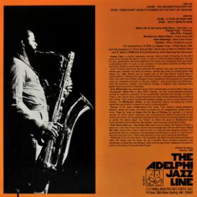 Adelphi - Charles Tyner LP-a