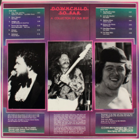 Adelphi - Downchild LP-a