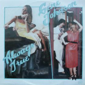 Adelphi - Gene Johnson LP-a