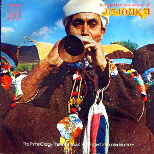Adelphi - Master Musicians of Jajouka LP