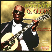 Adelphi - Blues - Rev Gary Davis - Glory Apostolic CD