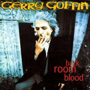 Adelphi - Gerry Goffin - Back Room Blood LP
