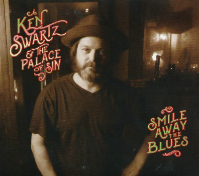 Adelphi - Ken Swartz - Smile Away the Blues CD
