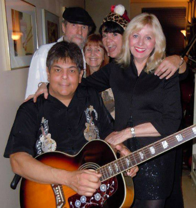 Al Sevilla + Gene + Sandra + Diana & Patsy