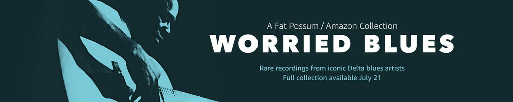 Worried Blues - Fat Possum