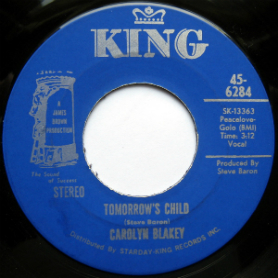 Carolyn Blakey King 45-bb