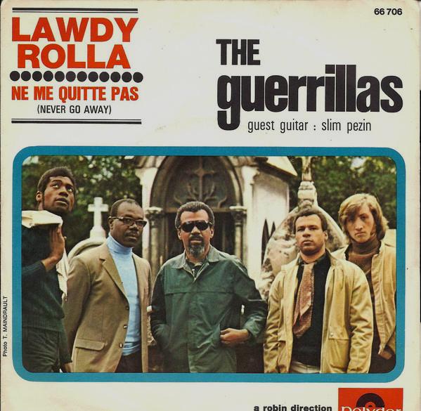 Guerillas Polydor 45