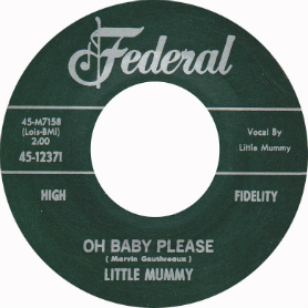 Little Mummy 45-bb