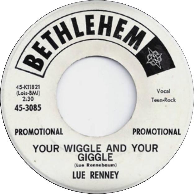 Lue Renney Bethlehem 45-a