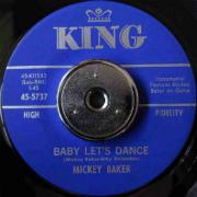 Mickey Baker King 45-aa