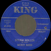 Mickey Baker King 45-bb