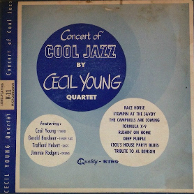 Cecil Young - Cool Jazz Concert I