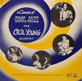 Cecil Young - Cool Jazz Concert II-c