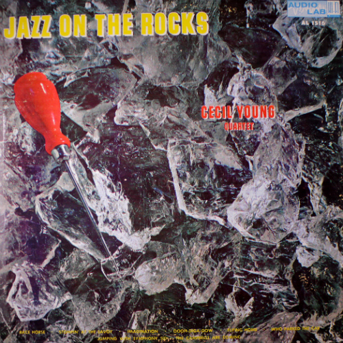 Cecil Young - Jazz on the Rocks LP