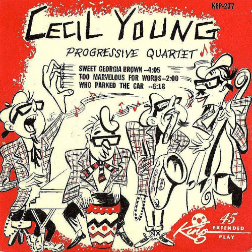 Cecil Young Progressive Quartet EP