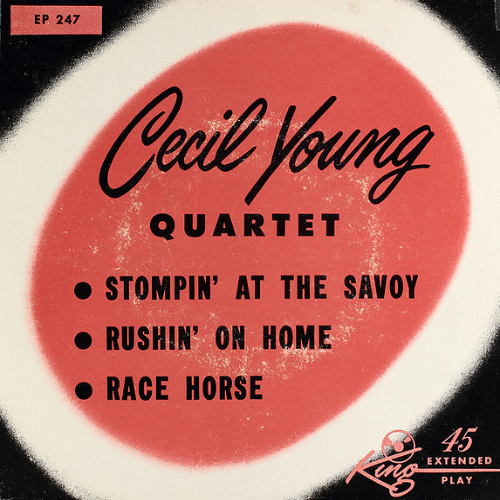 Cecil Young Quartet EP