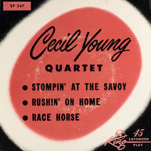Cecil Young Quartet EP