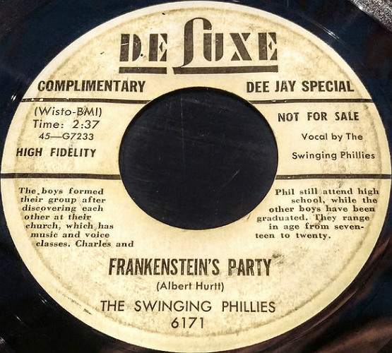 Frankenstein's Party - The Swinging Phillies