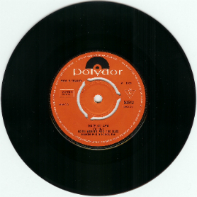Keith Murphy - Dirty Ol' Sam - Polydor 45-a