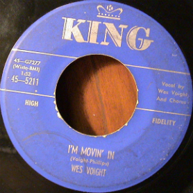 Wes Voight King 45-a