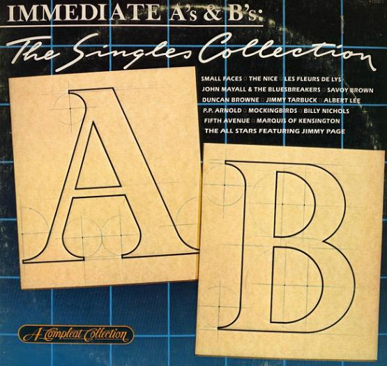Immediate Singles 2-LP Anthology
