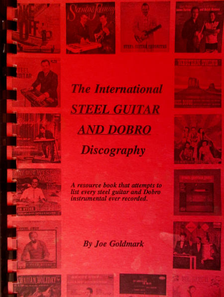 International Steel Guitar - Dobro Discography