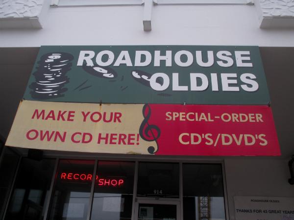 Roadhouse Oldies-d