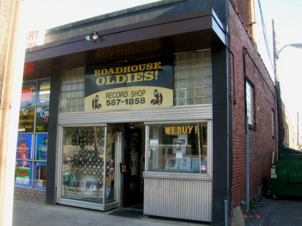 Roadhouse Oldies-z
