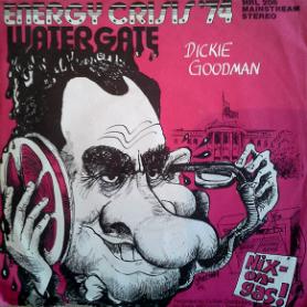 Dickie Goodman 45-x