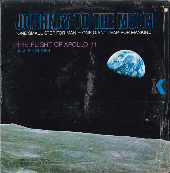 Journey to the Moon - King LP