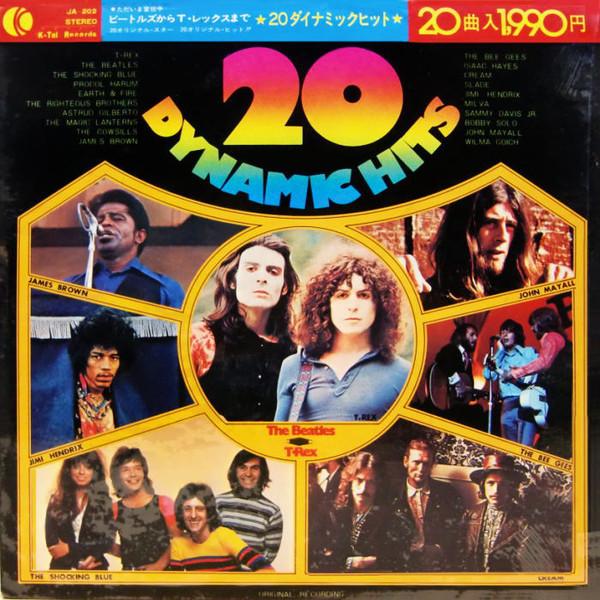 K-Tel's 20 Dynamic Hits-a