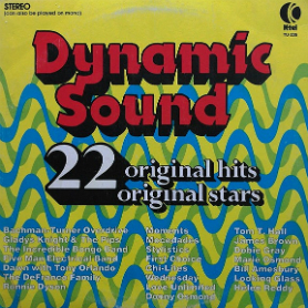 K-Tel's Dynamic Sound - US