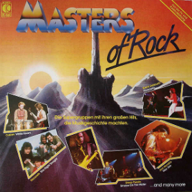 K-Tel's Masters of Rock-Germany