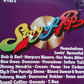 K-Tel's Story of Pop - Vol II