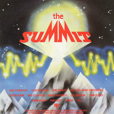 K-Tel's The Summit-front-aa
