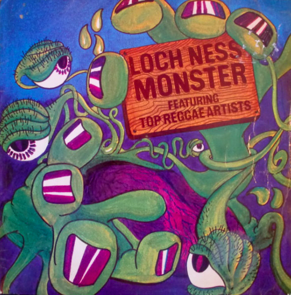 Loch Ness Monster LP