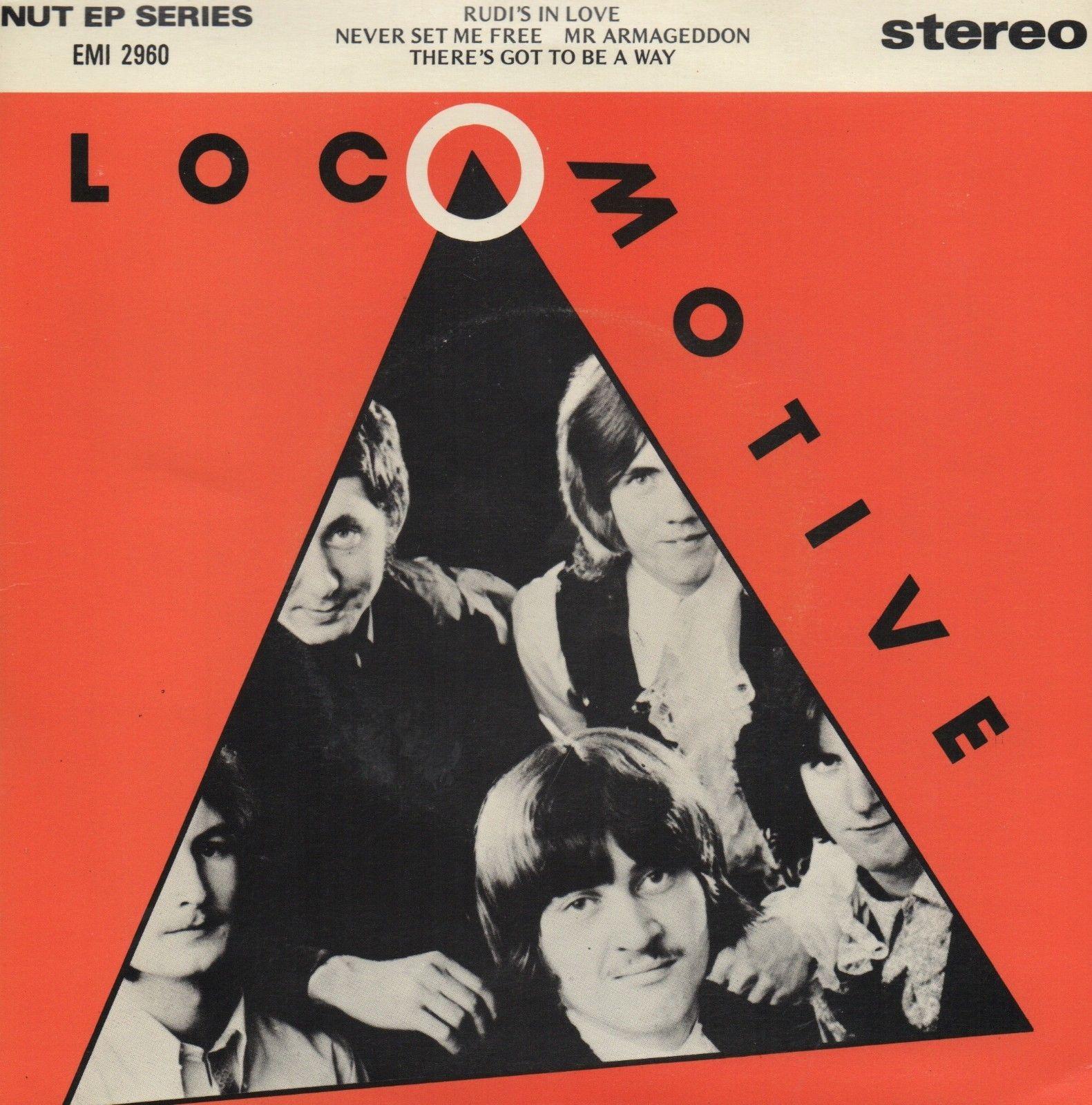 Locomotive UK EP