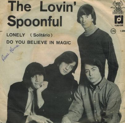 Lovin' Spoonful 45 - Brazil