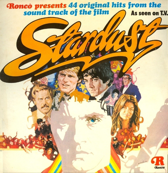 Ronco's Star Dust Soundtrack LP