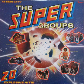 Ronco's The Super Groups LP