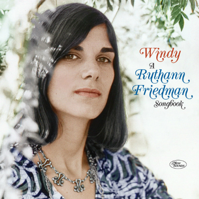 Ruthann Friedman CD - Europe