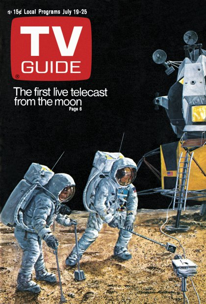 TV Guide - July 19, 1969