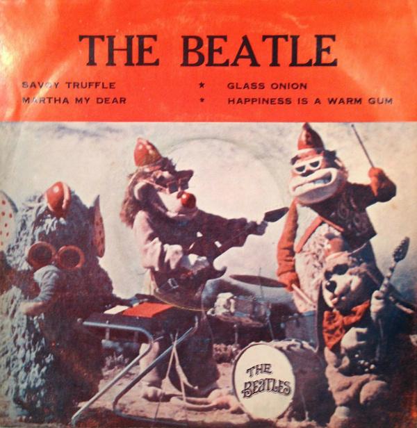 Beatles 45 Thailand-aa