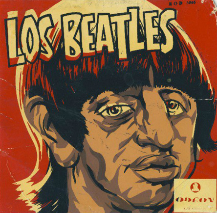 Beatles EP - Bolivia-aaa