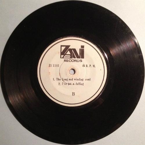 Beatles EP - Malaysia-bb