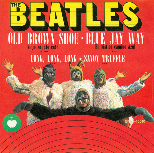 Beatles EP - Mexico-aa