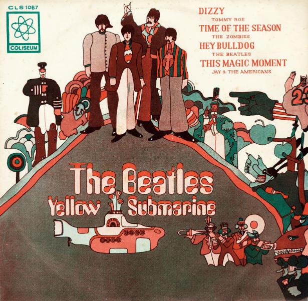Beatles EP - Thailand-aa