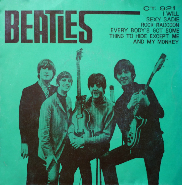 Beatles EP - Thailand-bb